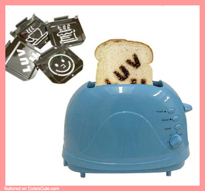 Family Fun Toaster