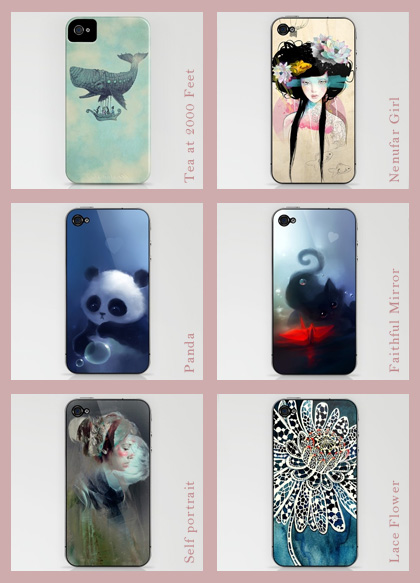 Art iPhone skins