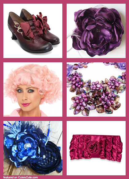 Effie Trinket Costume
