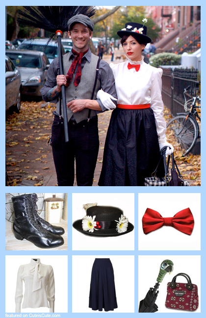 Marry Poppins Costume