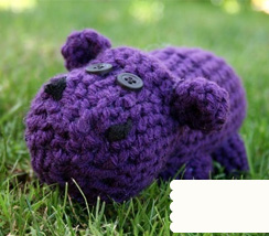Bring on the Purple Hippo