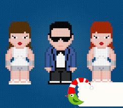 Gangnam Style Christmas Wishlist