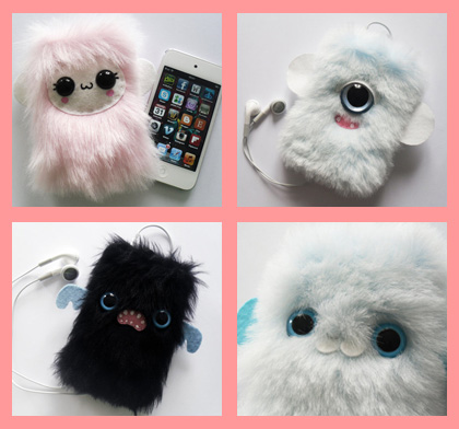 Kawaii Monster iPhone Case