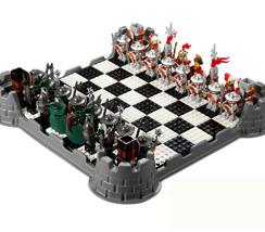 LEGO Kingdoms Chess