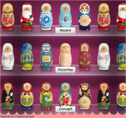 Matryoshka the App