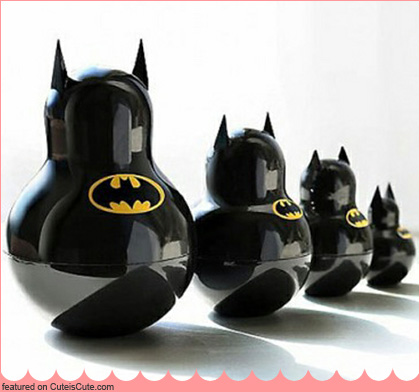 Matryoshka the Batman