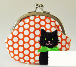 Kitty Cat Coin Purse Cuteness