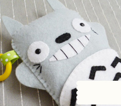 Totoro iPhone Case Revisited